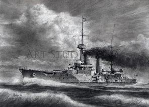 装甲巡洋艦 筑波