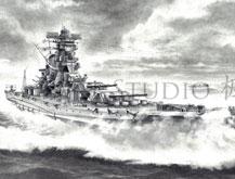 鋼鉄の浮城 -戦艦 武藏 2604-