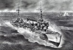 軽巡洋艦 多摩